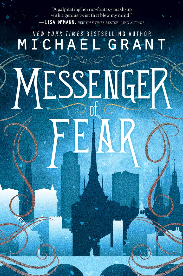 Messenger of Fear Book Cover